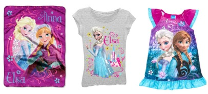 Frozen-Zulily-Items